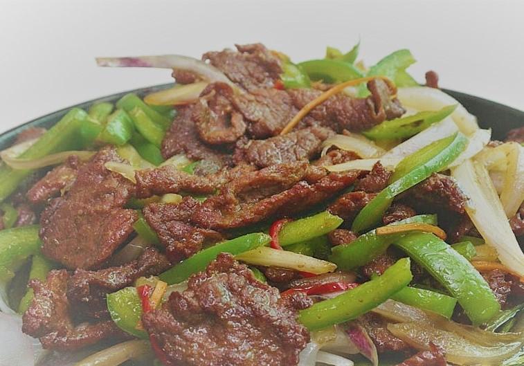 Iron Plate Pot Beef