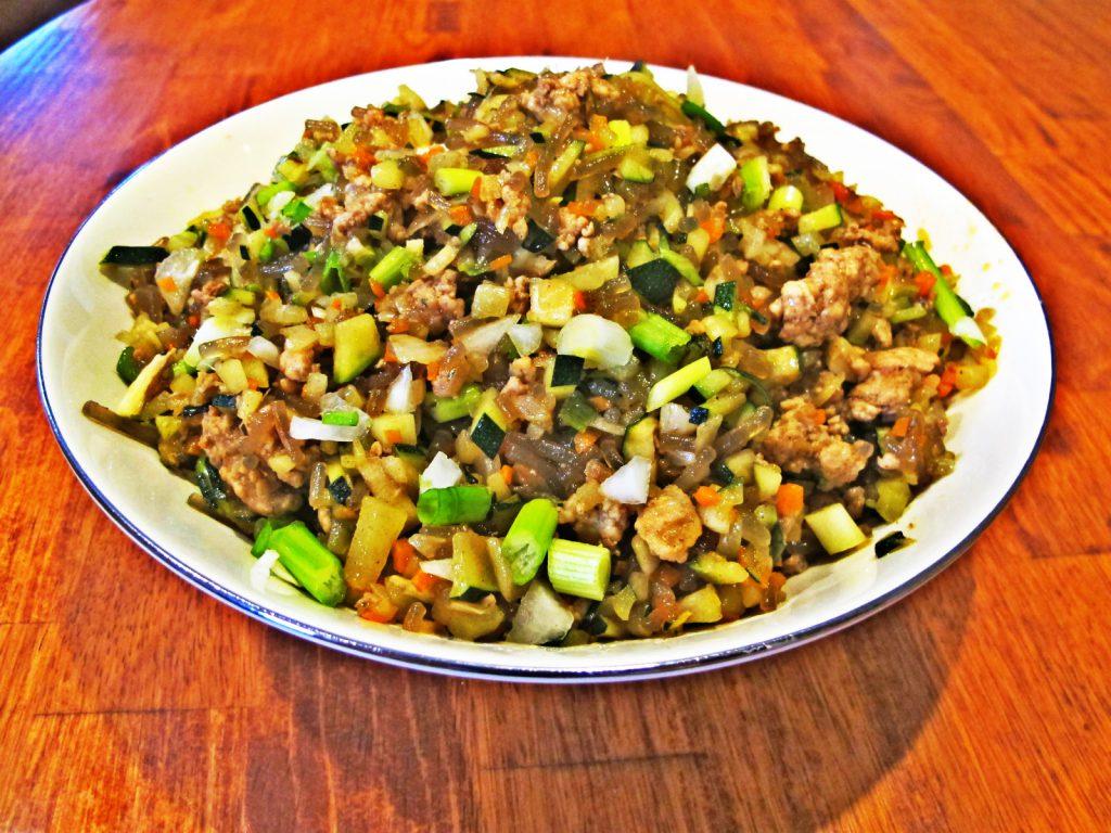 Dumpling filler or Baozi