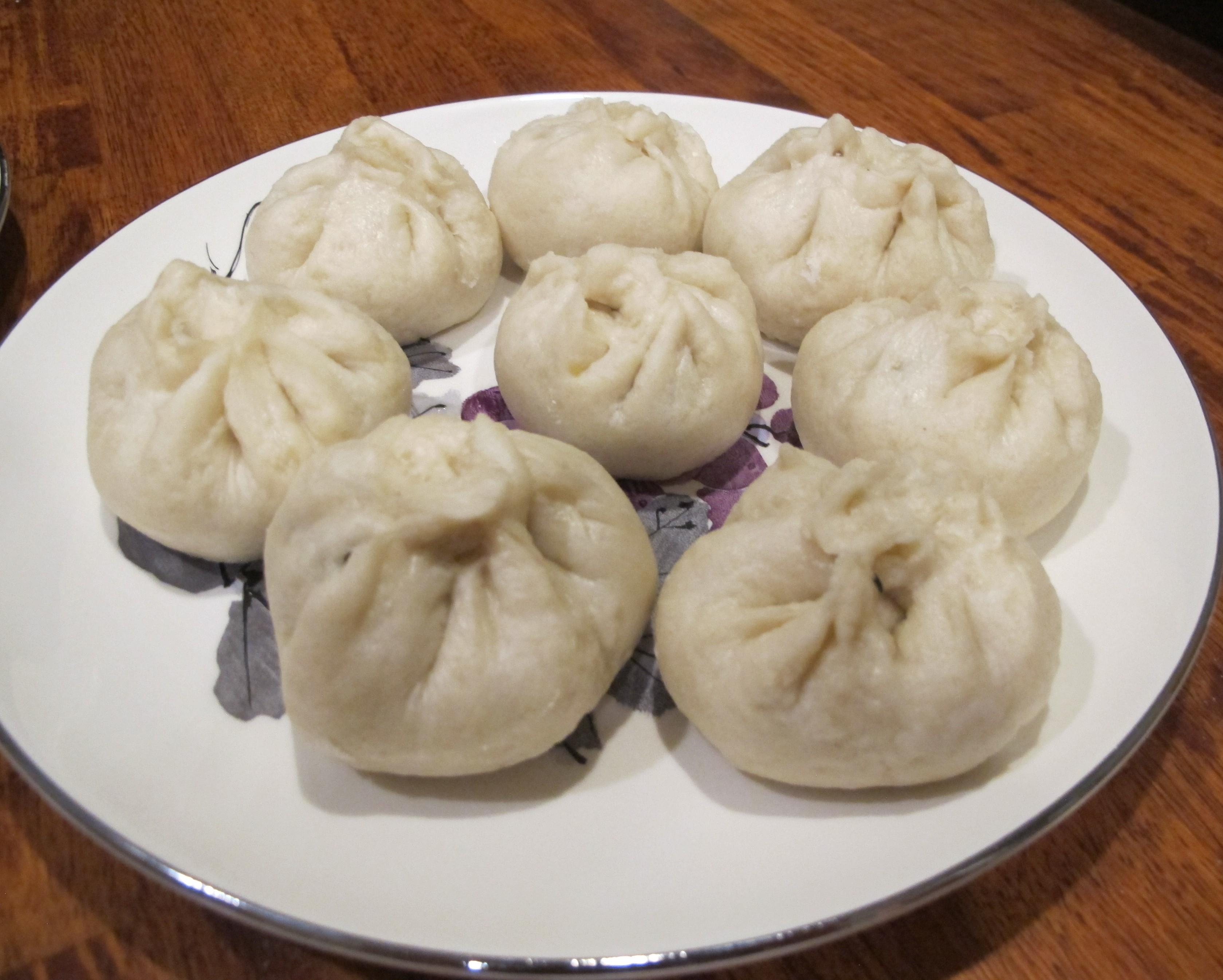 Steamed Baozi