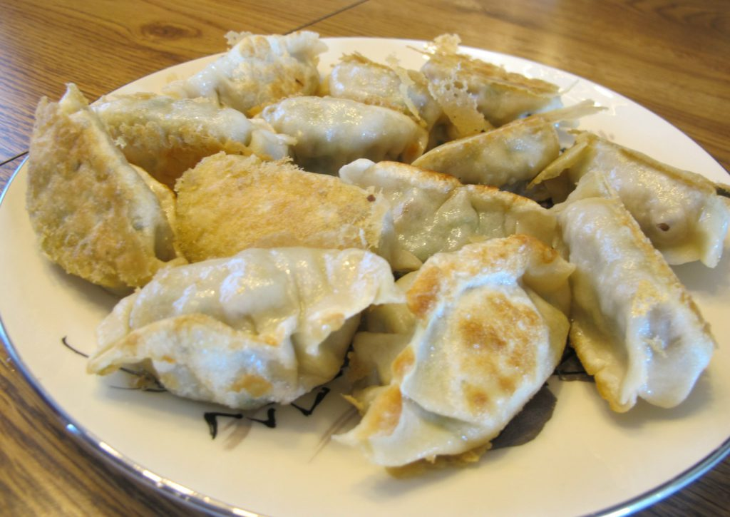 how to make quick fried dumplings