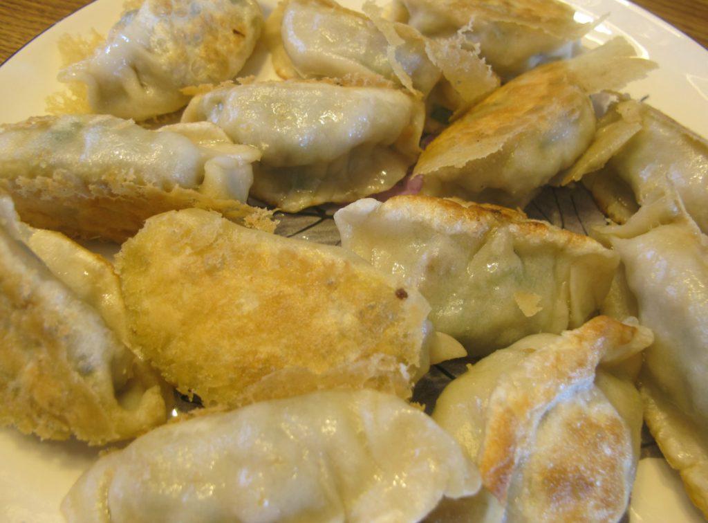 how to make quick fried dumplings