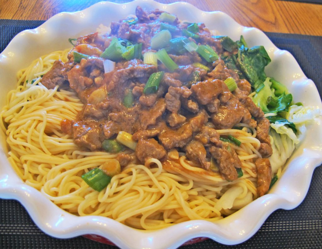 Spaghetti with a twist, Spaghetti recipes, Spaghetti with beef
