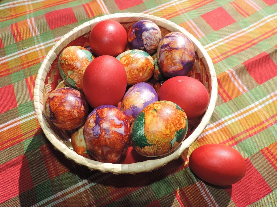 Food Culture-Easter Eggs